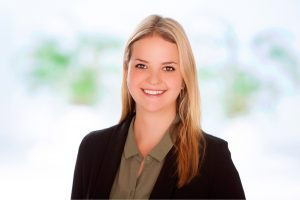 Larissa Vogl, Online Marketing und Social Media Managerin bei ESWE Verkehr